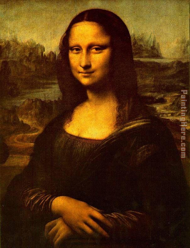 Leonardo Da Vinci Mona Lisa Smile 50 Off