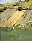 Valley of the Seine Giverny by Theodore Robinson